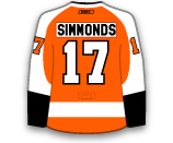 dres Wayne Simmonds